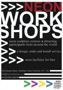 workshop eflyer